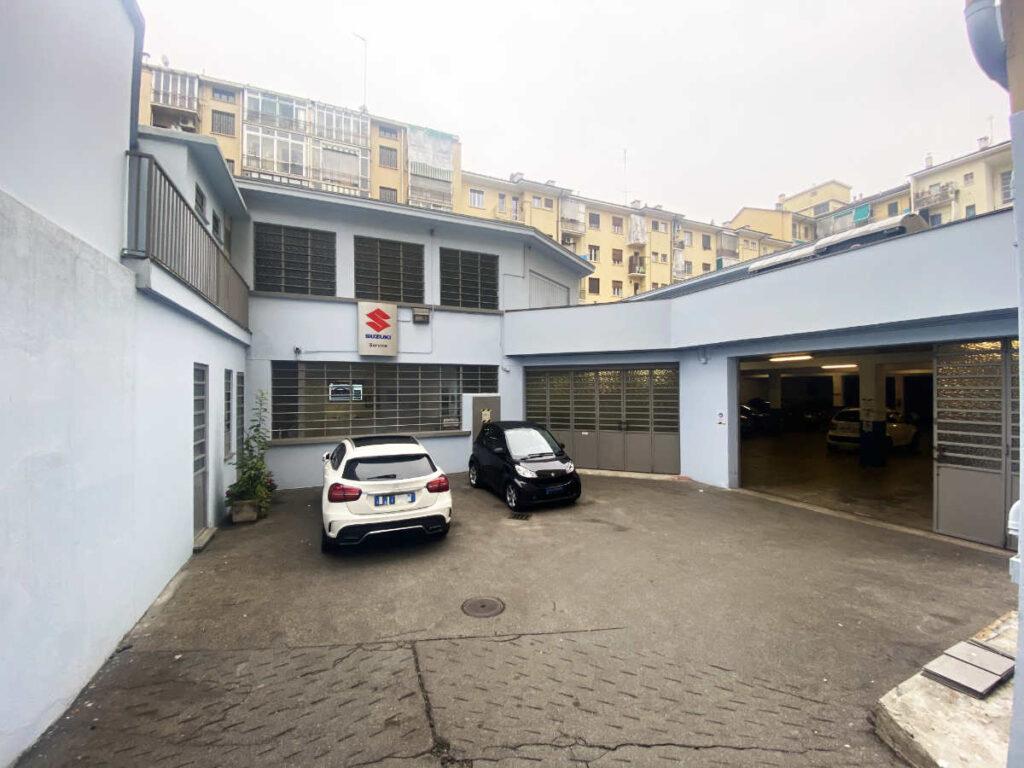Motor Cars Cavedo Torino Suzuki - ingresso