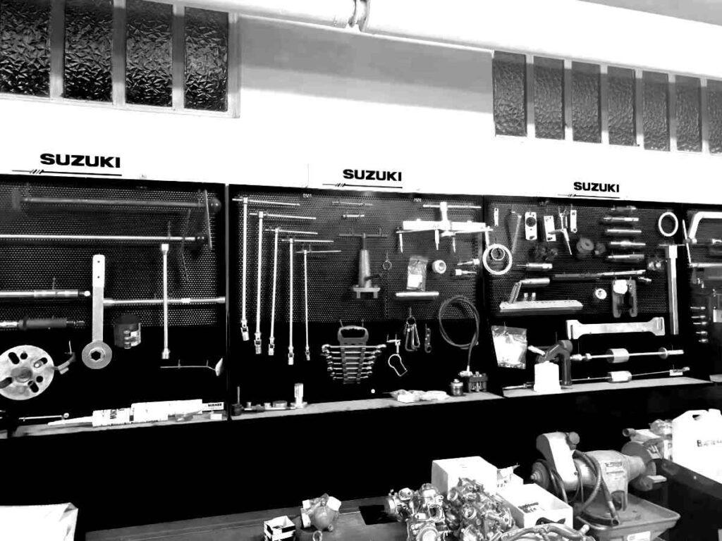 Motor Cars Cavedo Torino Suzuki - officina