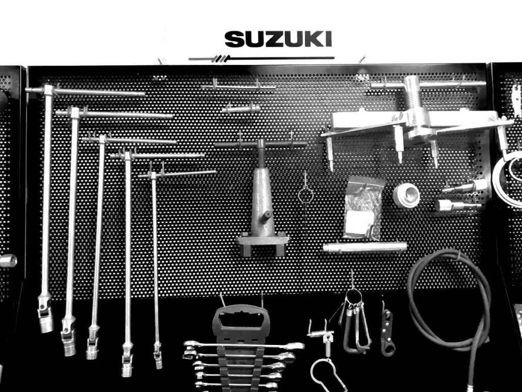 Motor Cars Cavedo Torino Suzuki - officina Torino