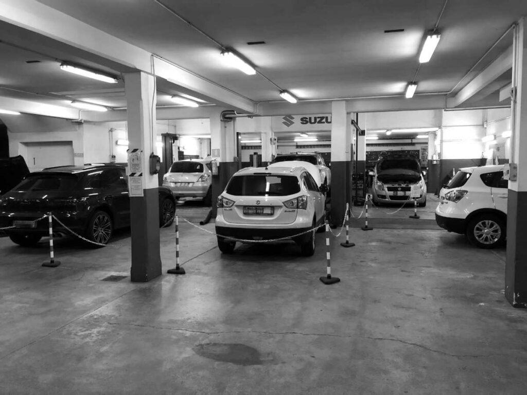 Motor Cars Cavedo Torino Suzuki - salone